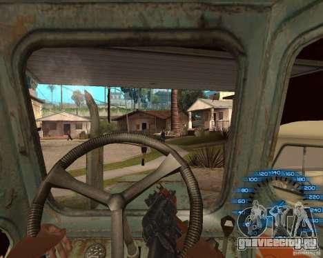 За рулем для GTA San Andreas