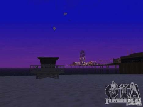Новый Timecyc для GTA San Andreas второй скриншот