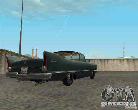 Plymouth Savoy 1957 для GTA San Andreas вид справа