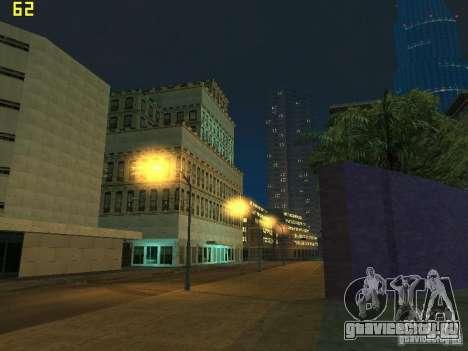 GTA SA IV Los Santos Re-Textured Ciy для GTA San Andreas одинадцатый скриншот