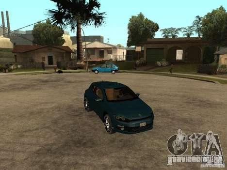 Volkswagen Scirocco 2010 для GTA San Andreas вид справа