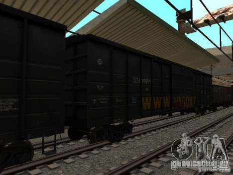 ЖД мод IV final для GTA San Andreas восьмой скриншот