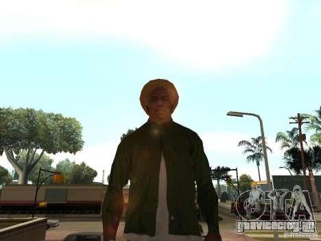 Act Dead для GTA San Andreas второй скриншот