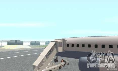Airport Vehicle для GTA San Andreas второй скриншот