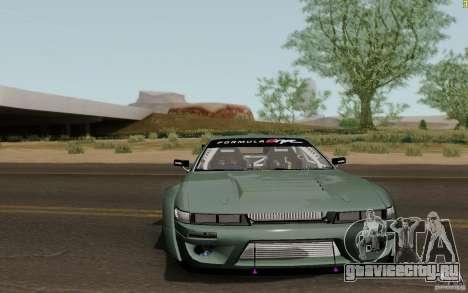Nissan S13 Ben Sopra для GTA San Andreas вид слева
