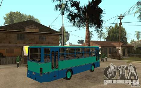 Thamco Aguia M.Benz OF1114 для GTA San Andreas вид справа