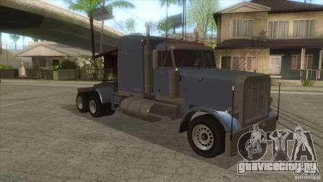 Phantom из GTA IV для GTA San Andreas вид сзади