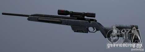 Steyr Scout для GTA San Andreas третий скриншот