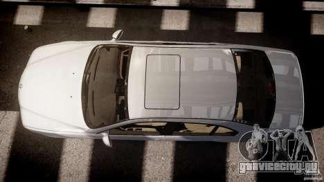 BMW M5 E39 Stock 2003 v3.0 для GTA 4 вид справа