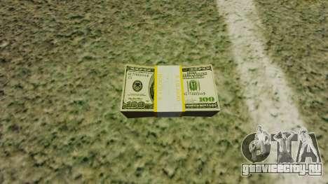Настоящие Американские деньги для GTA 4