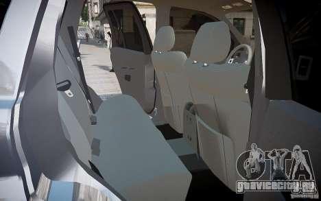 Jeep Grand Cheroke для GTA 4 колёса