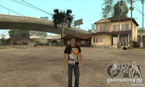 3 скина на замену Сj для GTA San Andreas четвёртый скриншот