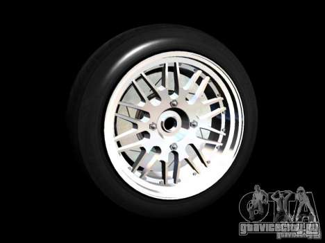 Old School Rims Pack для GTA San Andreas шестой скриншот
