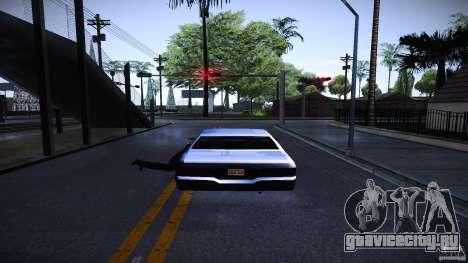 Пешеходы цепляются к авто для GTA San Andreas второй скриншот