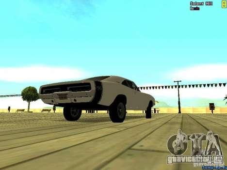 New Graph V2.0 for SA:MP для GTA San Andreas четвёртый скриншот