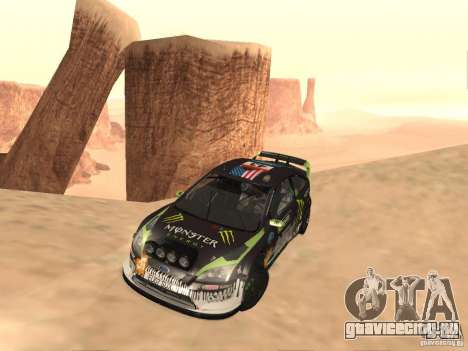 Ford Focus RS2000 v1.1 для GTA San Andreas