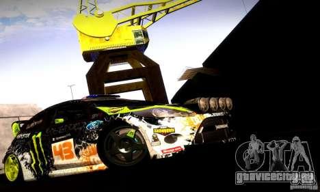 Ford Fiesta Gymkhana 5 для GTA San Andreas