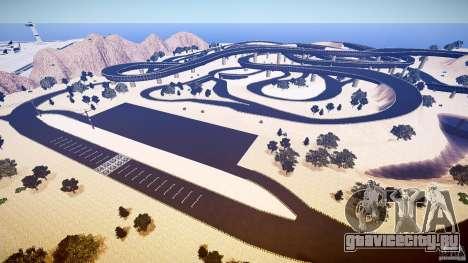 Dead Race Island для GTA 4 четвёртый скриншот