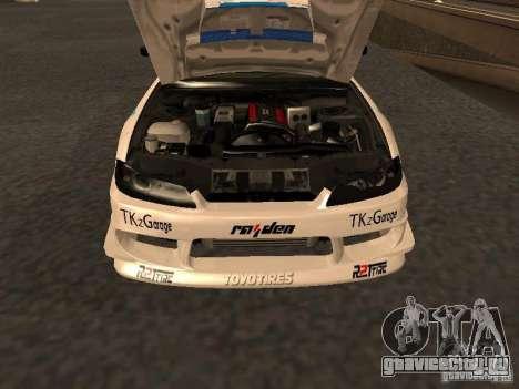 Nissan s15 Performa Drift для GTA San Andreas вид справа