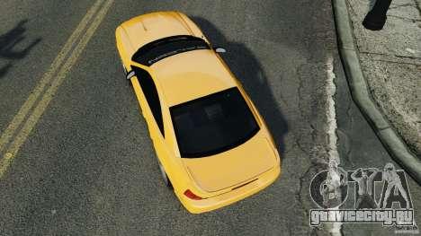 Saleen S281 2000 для GTA 4 вид справа