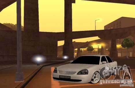 Лада Приора v.2 для GTA San Andreas