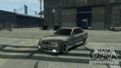 BMW 318i Light Tuning для GTA 4