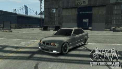 BMW 318i Light Tuning для GTA 4