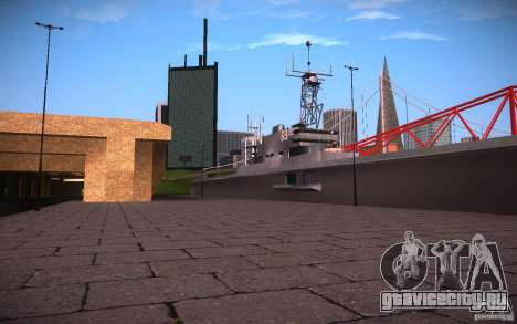 San Fierro Re-Textured для GTA San Andreas седьмой скриншот
