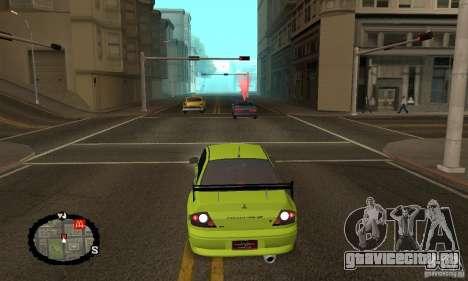 Уличные гонки для GTA San Andreas десятый скриншот