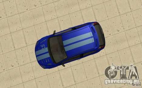 Ford Focus-Grip для GTA San Andreas вид справа