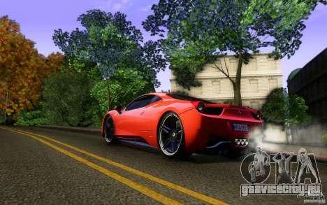 ENB Series - BM Edition v3.0 для GTA San Andreas