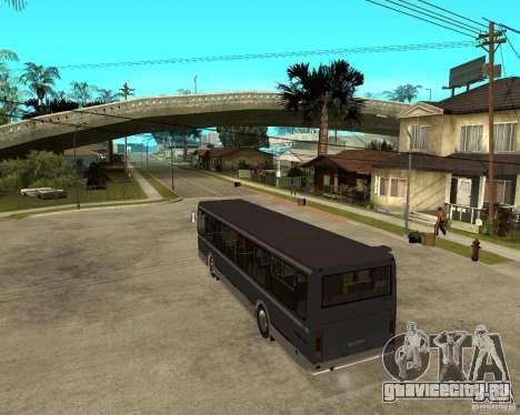 ЛИАЗ 5256.25 Рестайлинг для GTA San Andreas вид слева