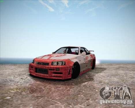 Nissan Skyline Z-Tune v2.0 для GTA San Andreas