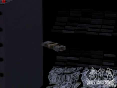 Ограбление банка для GTA San Andreas