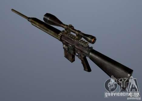 CS Guns Beta 1B для GTA San Andreas девятый скриншот