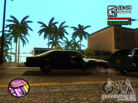 ENBSeries v2 для GTA San Andreas пятый скриншот