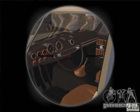 ВАЗ-2103 для GTA San Andreas вид сзади