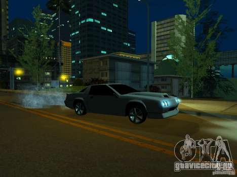 New Buffalo для GTA San Andreas вид справа