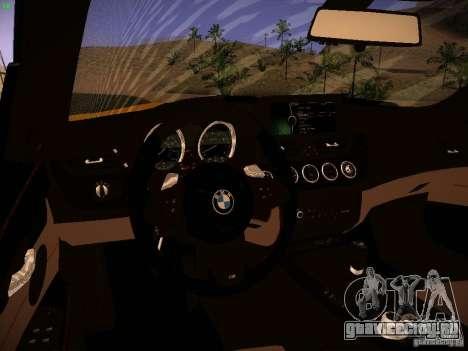 BMW Z4 sDrive28i 2012 для GTA San Andreas вид сверху