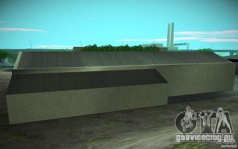 HD Garage in Doherty для GTA San Andreas пятый скриншот