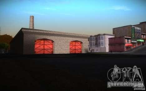San Fierro Re-Textured для GTA San Andreas четвёртый скриншот