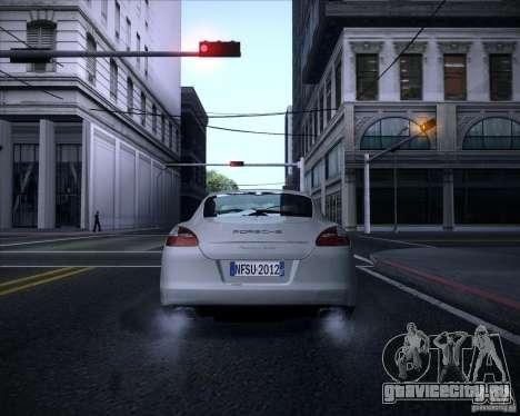ENBseries by slavheg v2 для GTA San Andreas пятый скриншот
