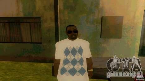Новыи Парикмахер для GTA San Andreas четвёртый скриншот