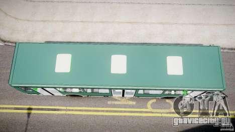 ЛиАЗ 5256 для GTA 4 вид сзади