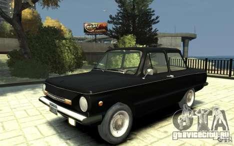 ЗАЗ 968М для GTA 4