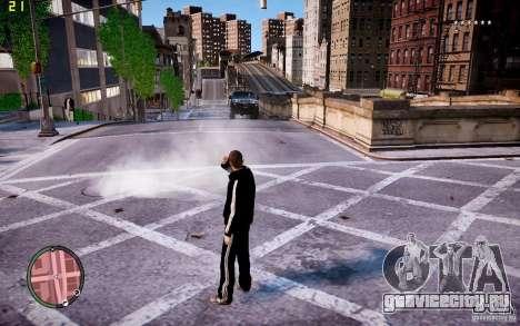 Костюм Adidas для GTA 4 второй скриншот