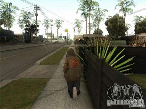 Ryo NFS PS для GTA San Andreas четвёртый скриншот