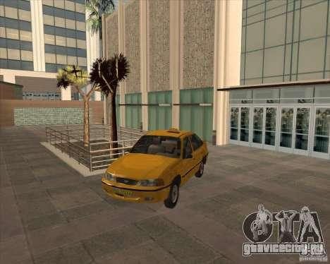 Daewoo Nexia Taxi для GTA San Andreas