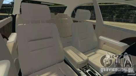 Honda Acura RL для GTA 4 вид сзади