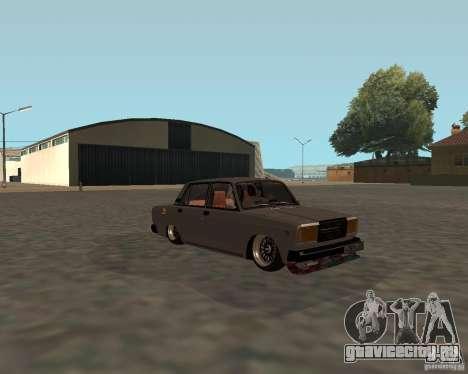 ВАЗ 2107 JDM для GTA San Andreas